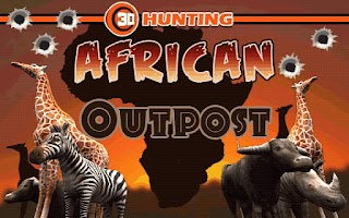 Screenshot of 3D Hunting: African Outpost