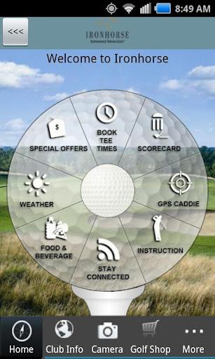 運動必備APP下載 Ironhorse Golf Club 好玩app不花錢 綠色工廠好玩App