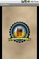 Screenshot of BrewWare