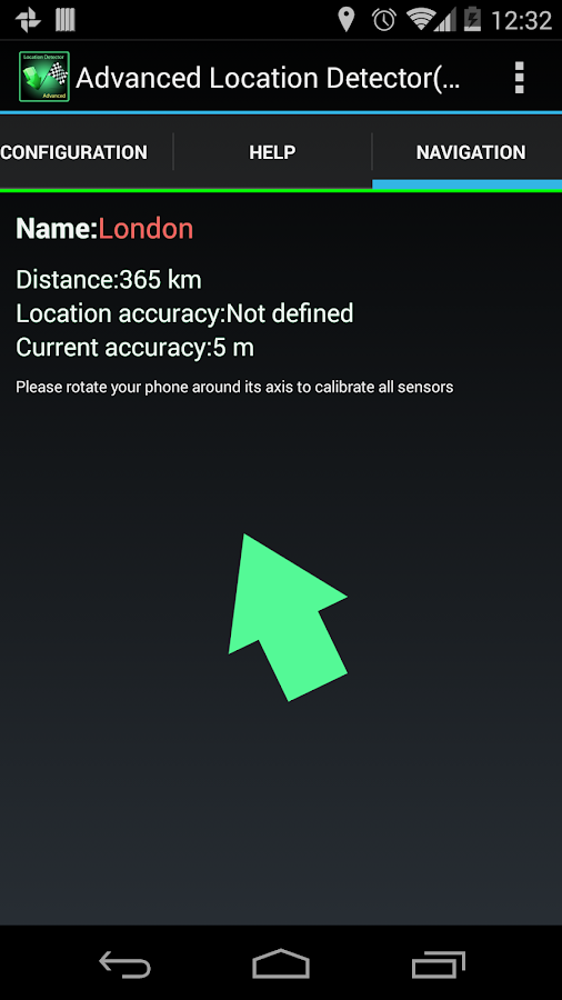 AdvancedLocationDetector (GPS) Screenshot 13