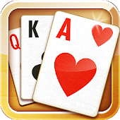 Download Solitaire classic card game APK on PC