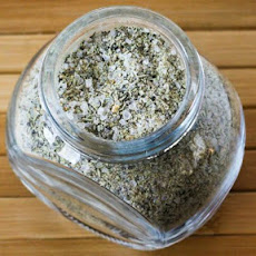 Rosemary-Garlic Rub for Pork, Chicken, or Salmon