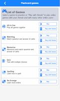 Screenshot of LEED Flashcards