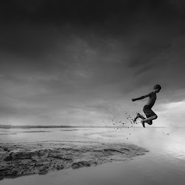 Freedom by Ameet Gill - People Street & Candids ( amt, digital art, ameet gill, malaysia, design, photography )