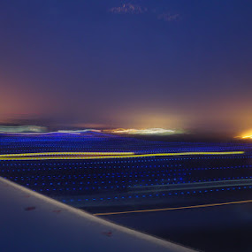 Taking Off by VAM Photography - Transportation Airplanes ( abstract, airplane, travel, transportation, places',  )