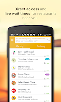 Screenshot of Tapingo