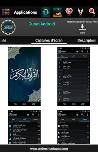 Screenshots  Applications Best islamiques