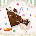 Sweets chocolate icon