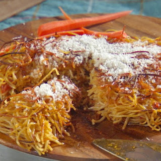 Fried Pasta Snacks Recipes