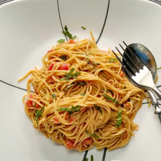 Pomodoro Cream Sauce Recipes