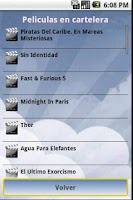 Screenshot of Movies Times