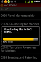 Screenshot of MCI Mobile