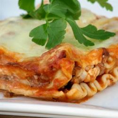 Bob's Awesome Lasagna