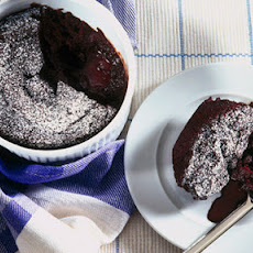 Magic Chocolate Pudding