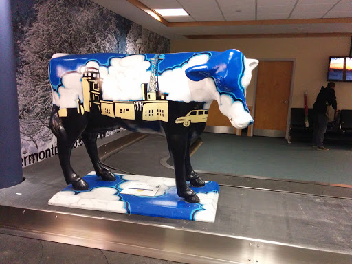 BTV Baggage Cow