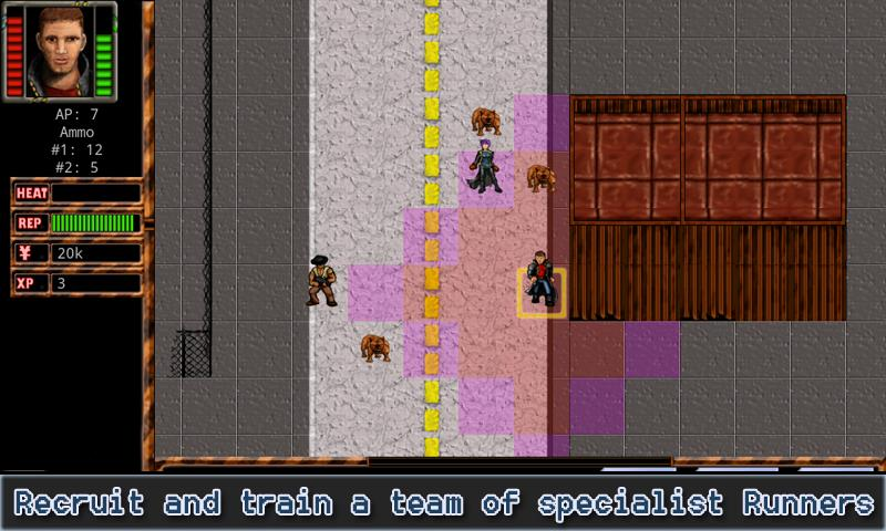 Cyber Knights RPG Elite Screenshot 1