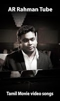 Screenshot of AR Rahman Tube - Tamil