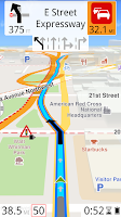 Screenshot of ROUTE 66 Navigate