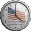 Sept. 11th Analog Clock icon