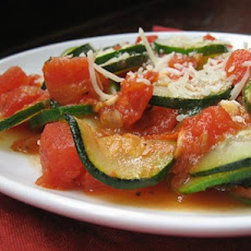 To Die For Zucchini And Tomatoes !!!!