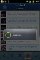 Screenshot of Cadizbook