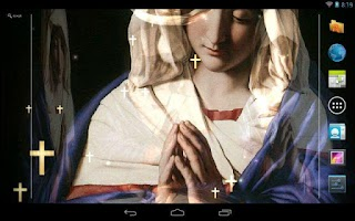 Screenshot of Catholic Live Wallpaper Free