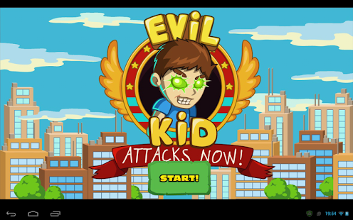 Evil Kid - Beat Em Up!- screenshot