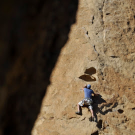 by Jacquie Wooten - Sports & Fitness Climbing