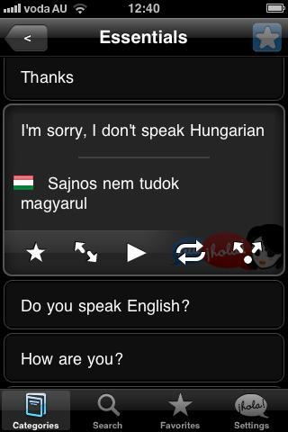 Lingopal匈牙利精簡版