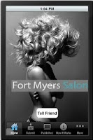 Screenshot of Fort Myers Salon