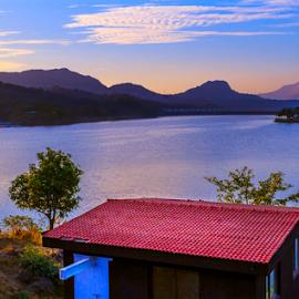 Waterscape by Jayanta K Biswas - Landscapes Travel