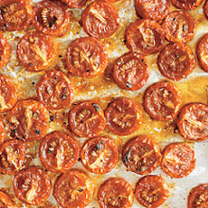 Slow-Roasted Grape Tomatoes