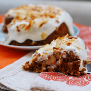 Crock Pot Carrot Cake