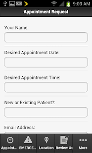Evrigenis Orthodontics - screenshot