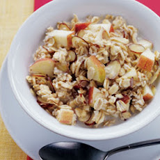 Apple & Almond Muesli