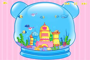 Screenshot of 환상의 크리스털-유아교육BabyBus