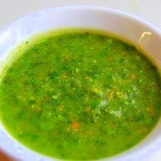 Electric Chimichurri Sauce