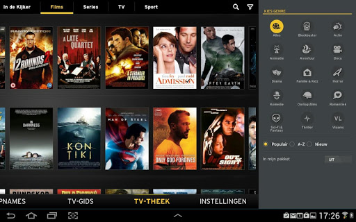 yelo-tv for android screenshot