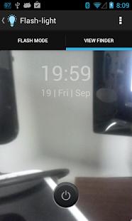 App LED Flashlight + Clock App APK for Windows Phone