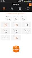 Screenshot of Donostia Aste Nagusia 2014