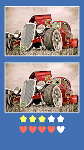 Motorcar Differences FREE Screenshot