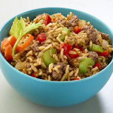 Beefy Louisiana Rice