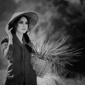 de Campo by Roy Ardy - Black & White Street & Candid ( potraits & people, street & candid, black & white,  )
