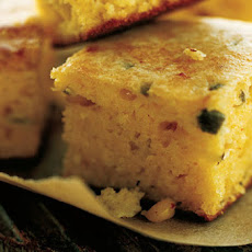 Cheddar Corn Bread Recipe