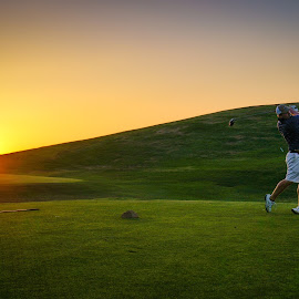 by Brock Slinger - Sports & Fitness Golf