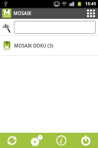 MOSAIK sozial Demo