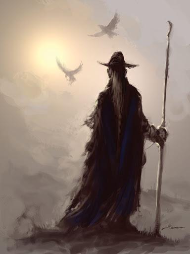 Odín, el dios de la guerra. Weddu