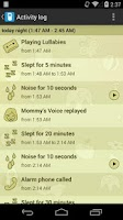 Screenshot of Baby Monitor & Alarm