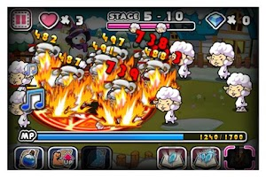 Screenshot of Retired Wizard Story
