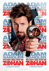 Watch You Don't Mess With the Zohan Trailer